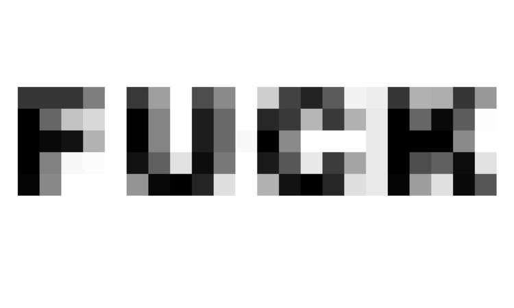 Helvetica fucked Pixels - emmanuelgimeno | ello