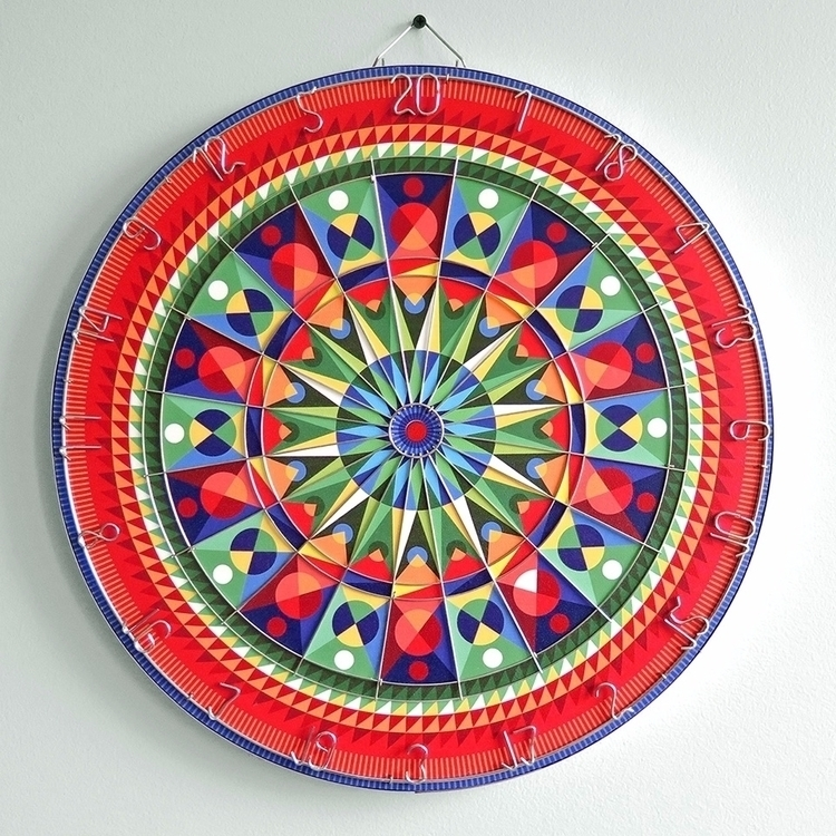 fun Dart Boards designed. Full  - mwm_graphics | ello