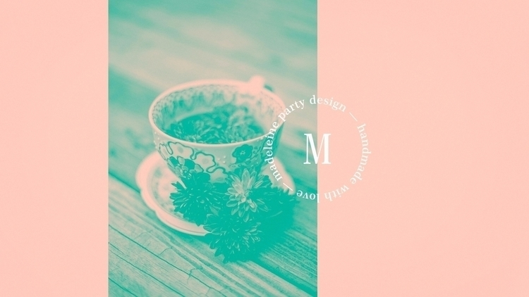madeleine, party, design, brand - renanferreira | ello