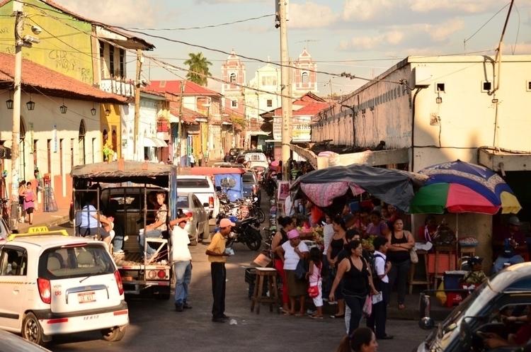 Downtown Leon tourist areas. -  - locart | ello