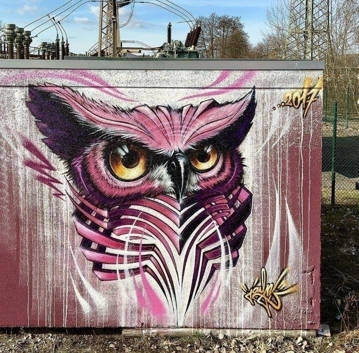 Artist: JAYN - streetartunitedstates | ello