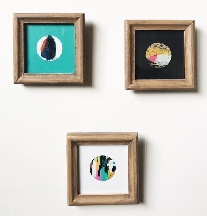 art? tiny art picture frames? g - angietherose | ello