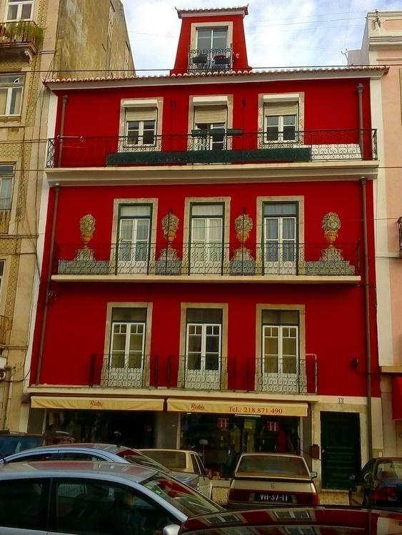 photography, color, Lisbon - hsaptus | ello