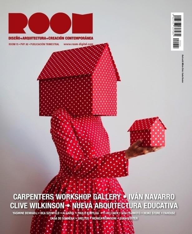 work cover article ROOM, spanis - gudakoster | ello