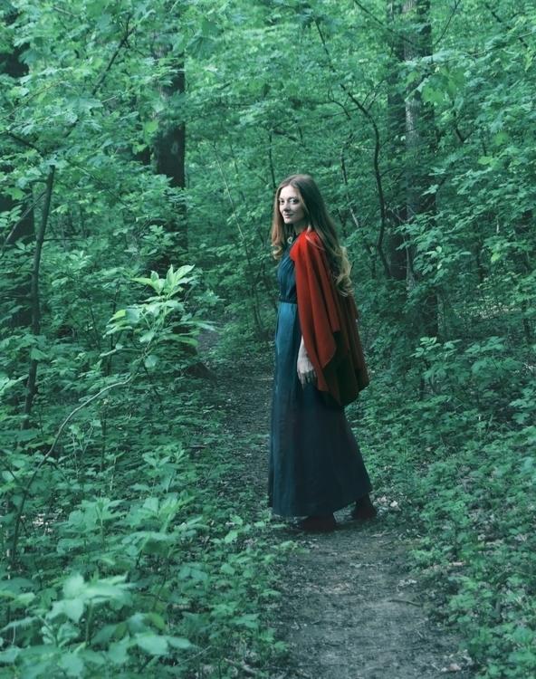 elf, fantasy, forest, newonello - vancealouisa | ello