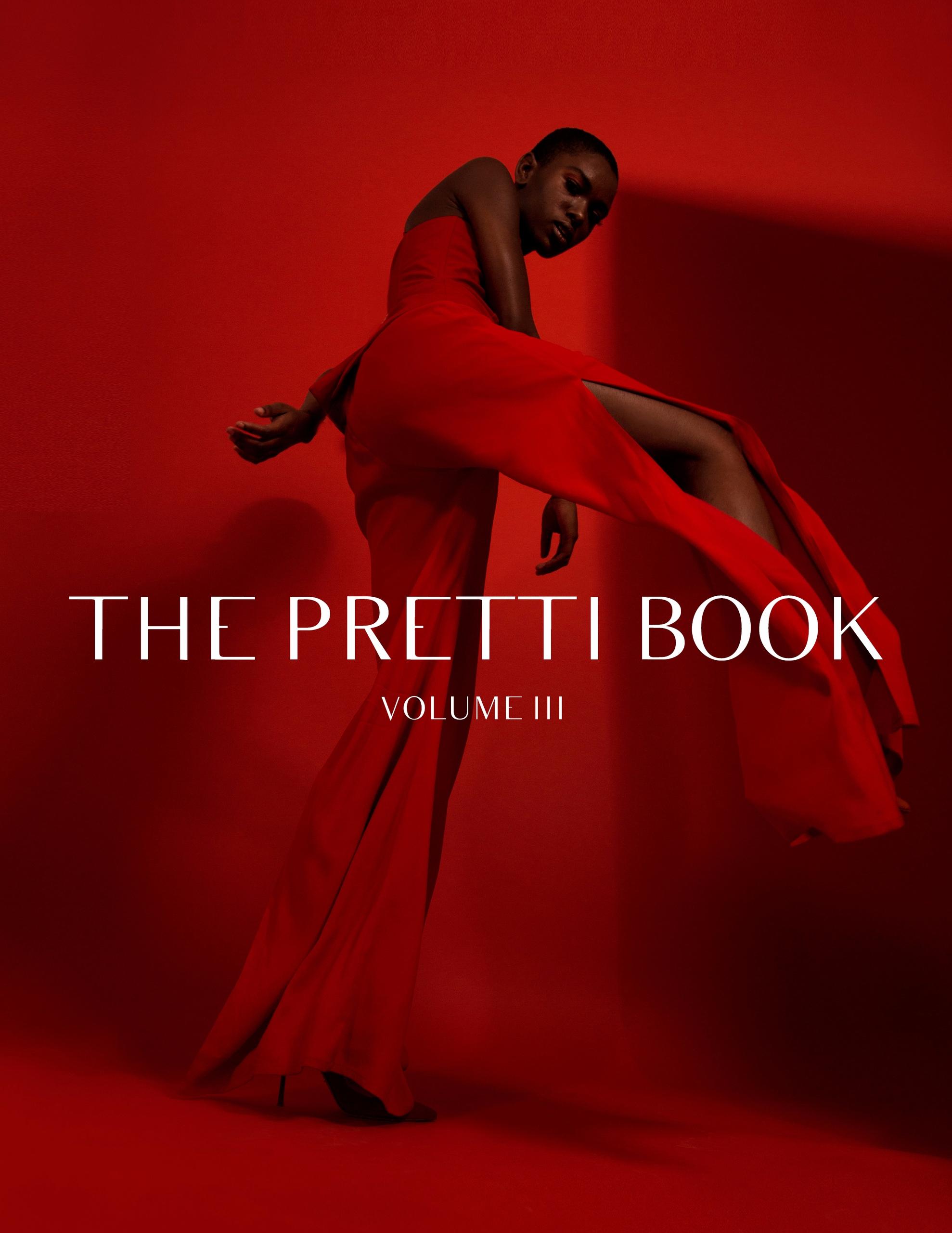 Pretti Book Volume III features - theprettibook | ello
