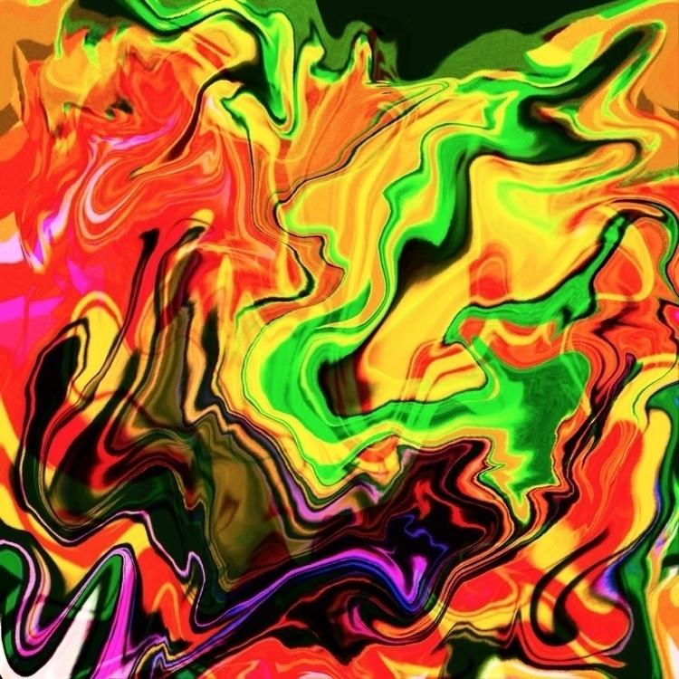 messed - RGB, digital - guidochiabrera | ello
