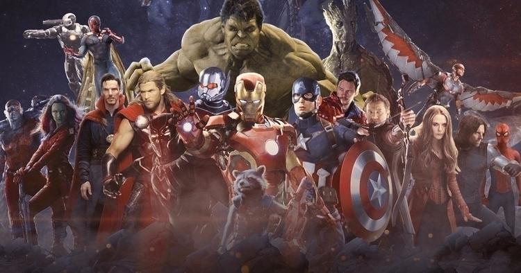 extra Avengers: Infinity War! c - bonniegrrl | ello