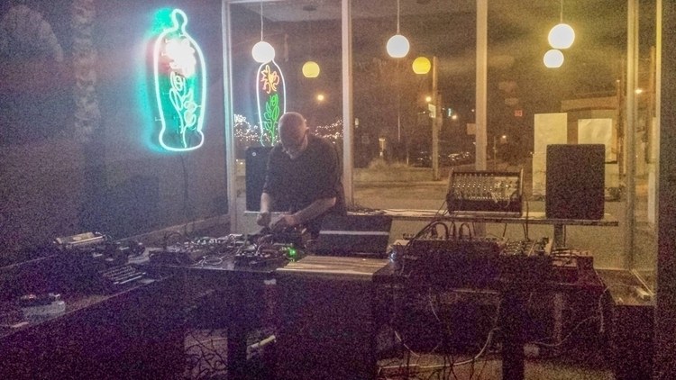 Panic Engines live set Audio Bl - w_a_davison   ello