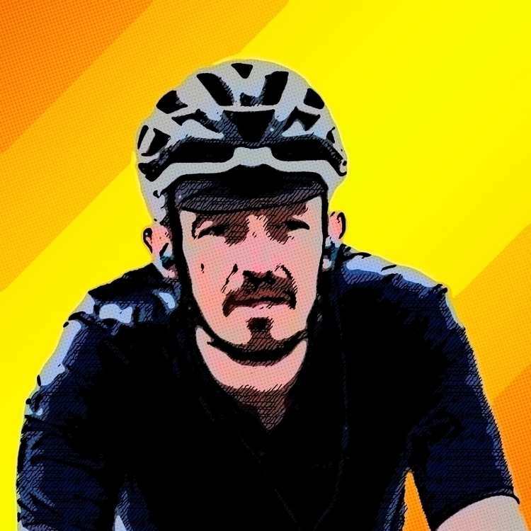 Mike Hall - endurance cyclist 1 - gekopaca   ello