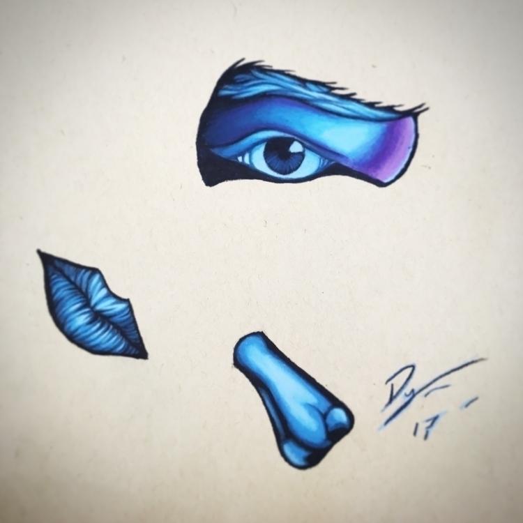 Contemporary Picasso Dylan Fess - fessendenart | ello