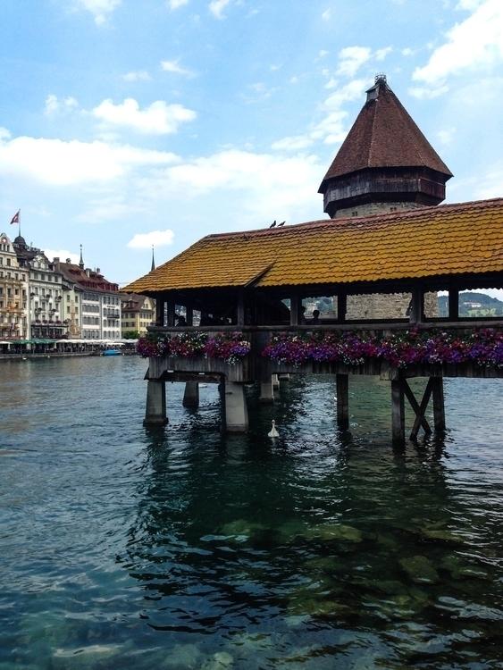 amazingly beautiful city Lucern - itsduchess | ello