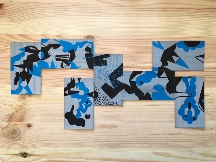 cards, week13, march, 2017, art - ilan_katin | ello