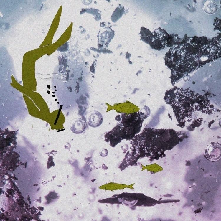 underwater | suspended mass - irimiamia | ello