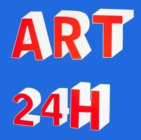 Adriana Oliver Art 24h acrylic  - contemporarycollectivegallery | ello