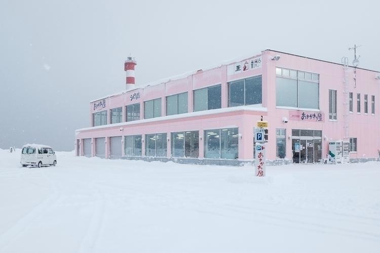 Noshappu, Hokkaido, Japan, streetphotography - nickpitsas | ello