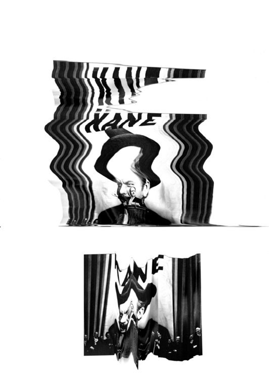 scanner, citizenkane, graphicdesign - jjauregui | ello