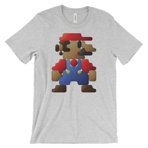 Liquid Mario Tee Shirt - teeshirt - calebprue | ello