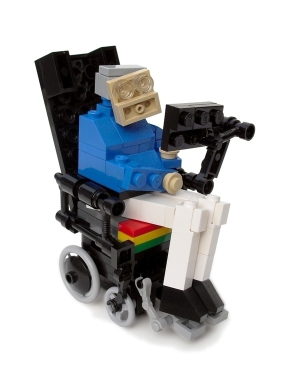 *LEGO Stephen Hawking - bruces | ello