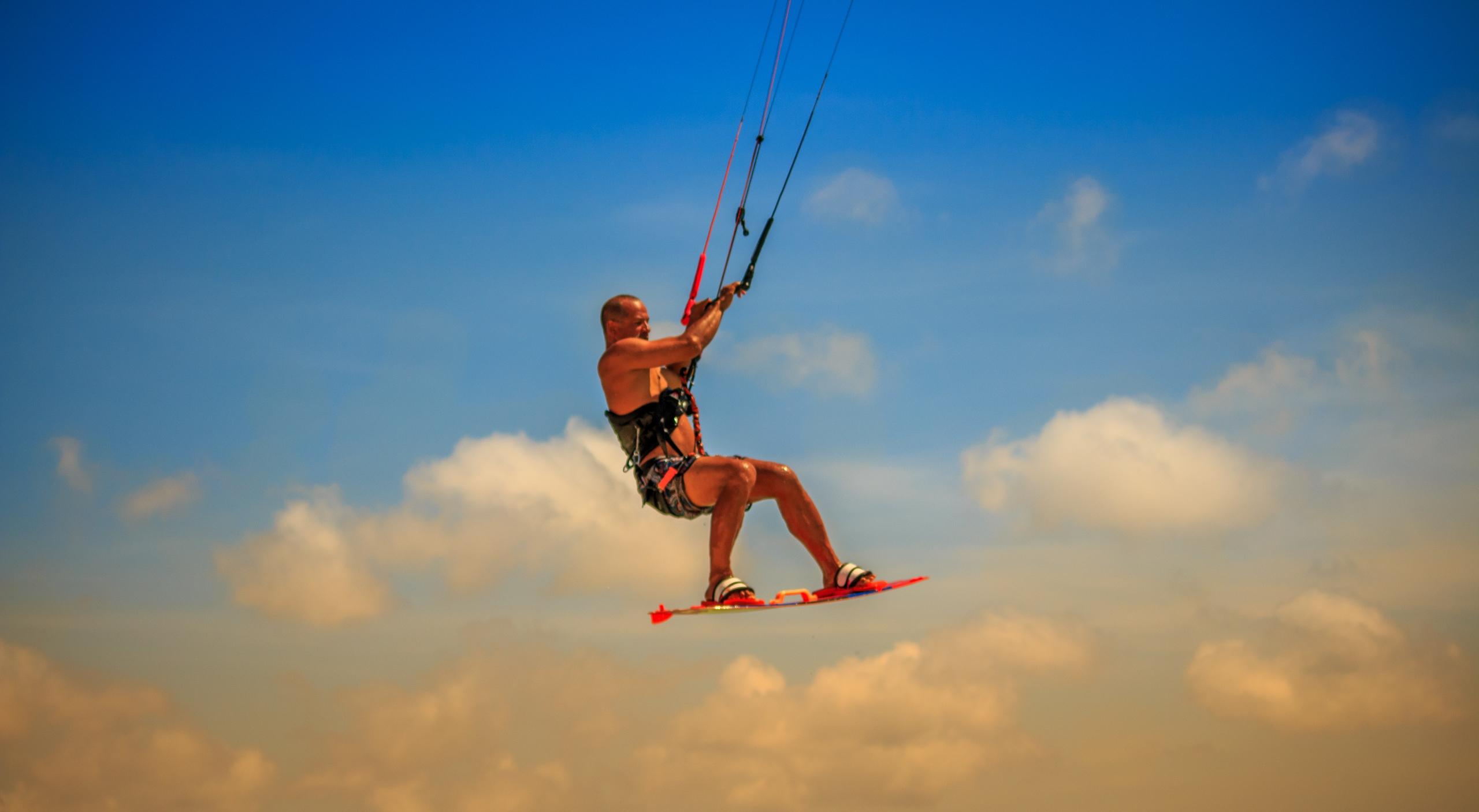 kitesurfing, Aruba, kitlense - melvin1401   ello