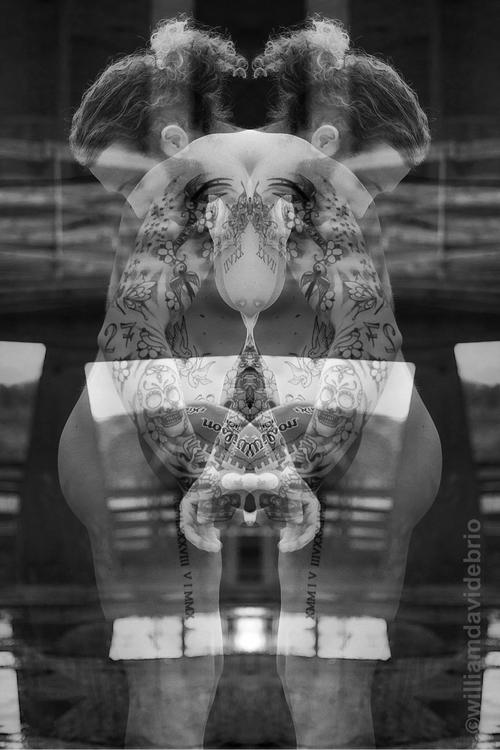 born mirror, performing Claudio - williamdavidebrio | ello