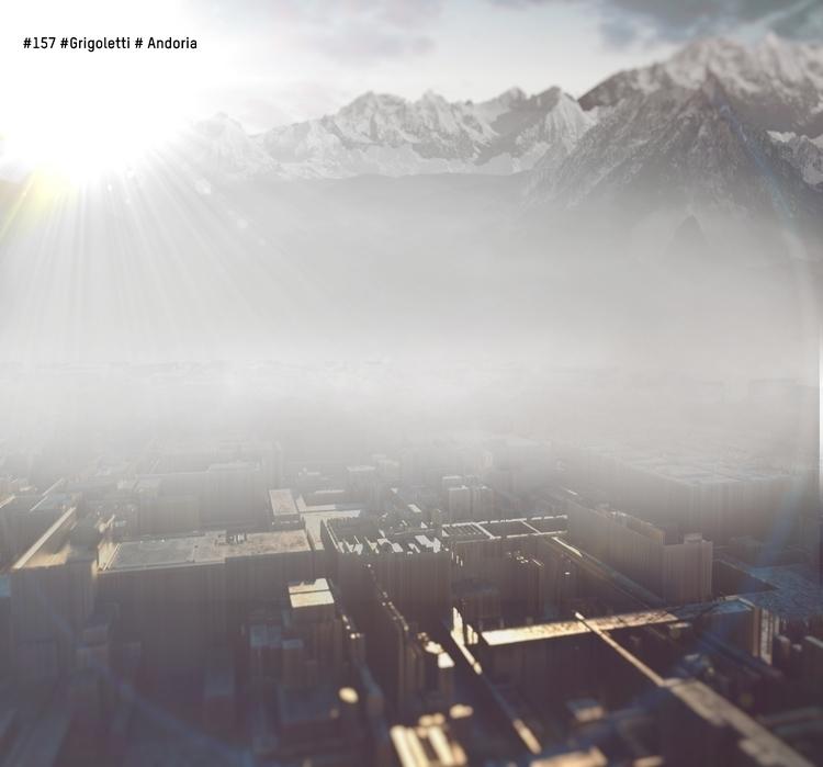personal project Andoria - 157, Grigoletti - virgoletti | ello