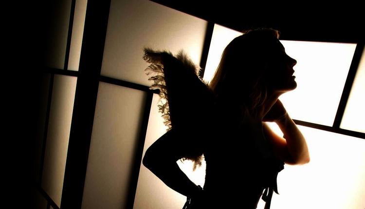 Angel. heard term regard emotio - baeccoon | ello