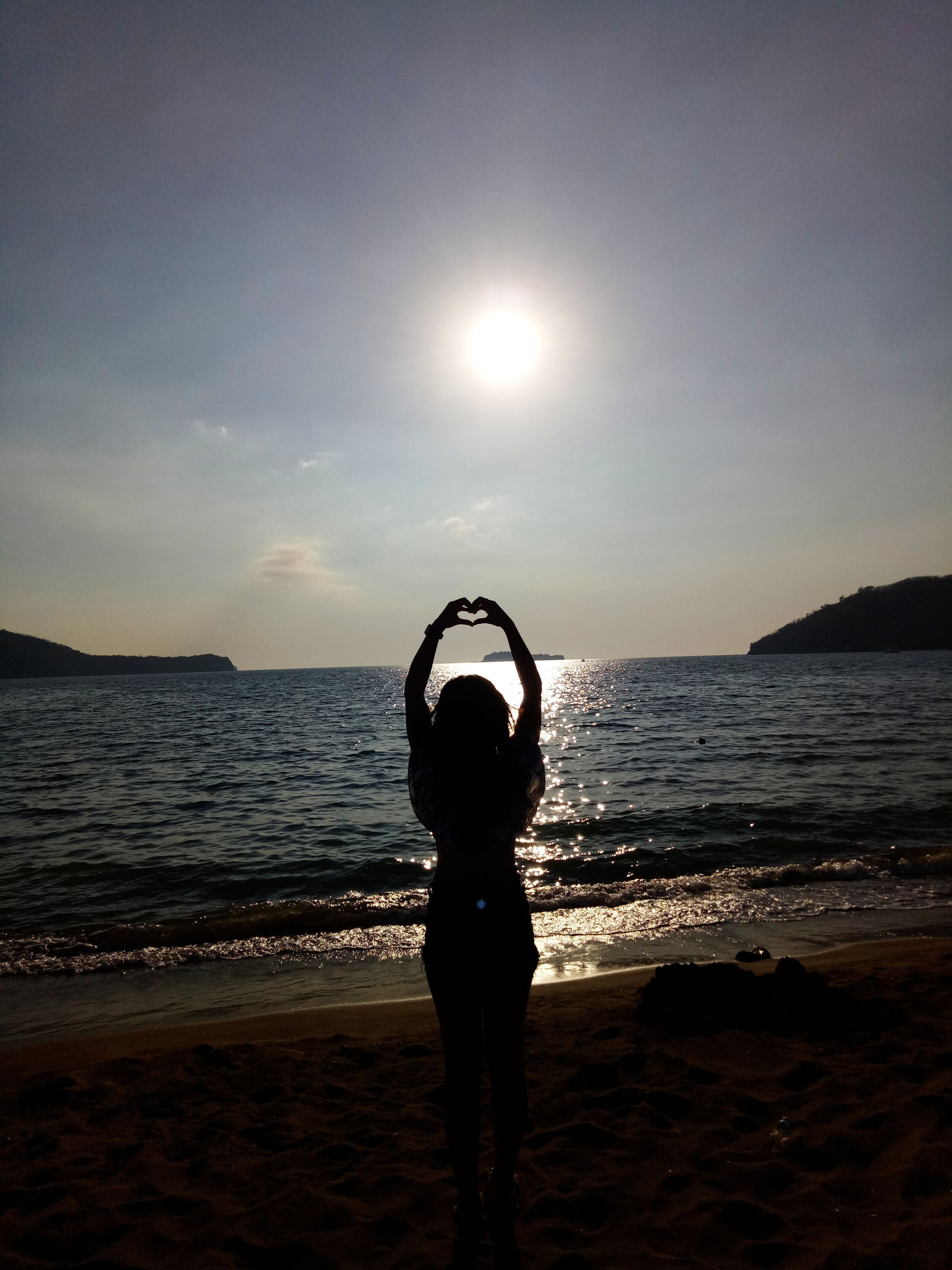 love sunset. SandBar Beach Nasu - rheaiyah | ello