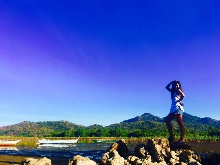 Sky limit - nature, Mountain, Travel - rheaiyah | ello