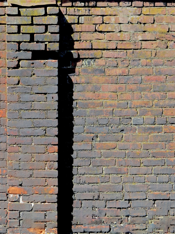 Brick wall attention. 2017 maso - dave63 | ello