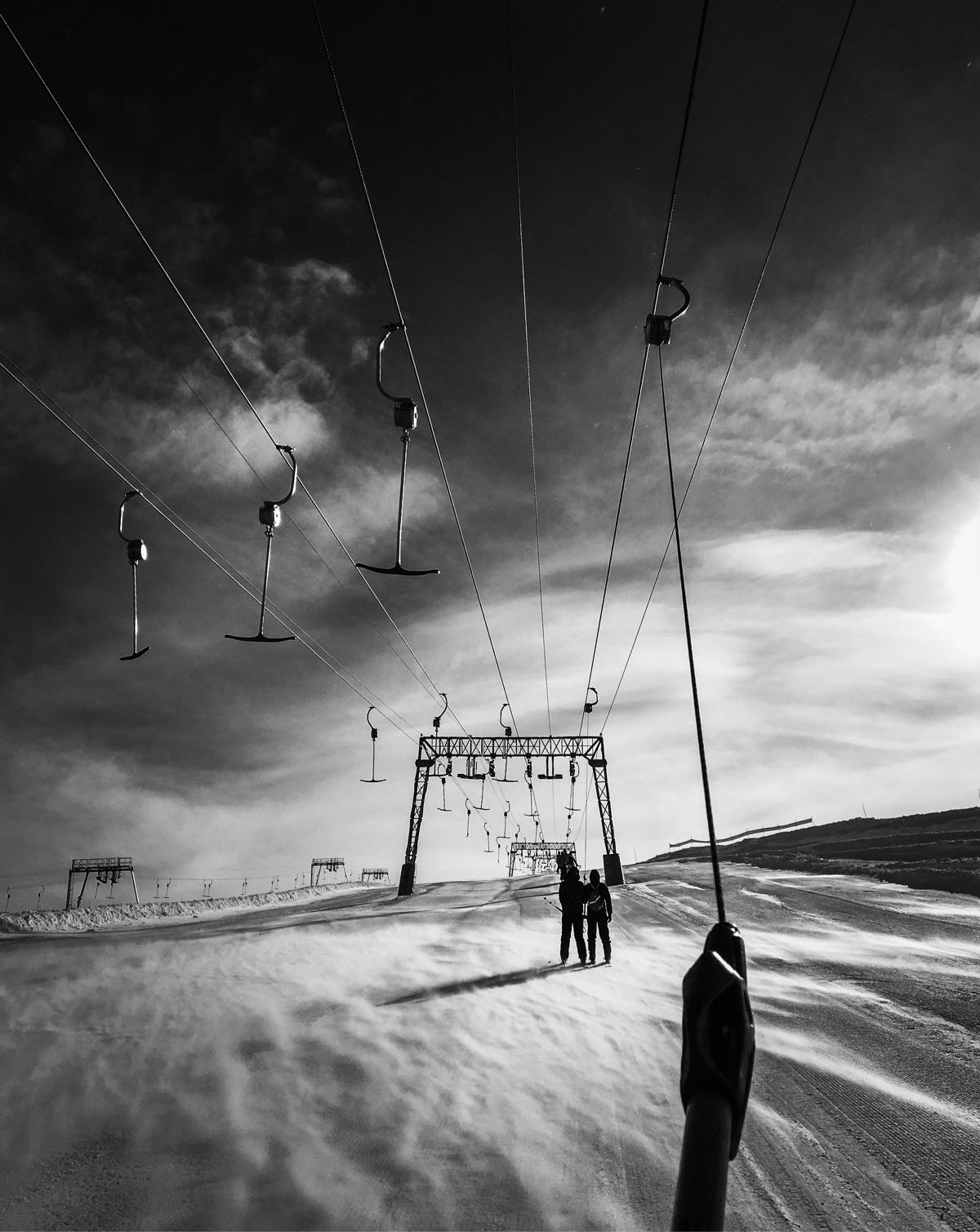 L2A - winter, snow, iphone, amateur - motyl | ello
