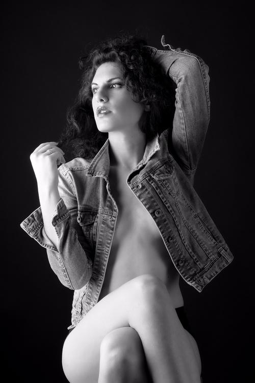 Irina  - portrait, fashion, photography - christiancleva   ello