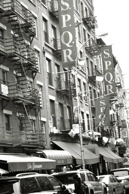 NYC street photography- Italy L - celane | ello