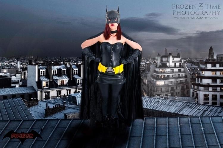 batgirl, nagelfox#photoshoot - angelfox | ello