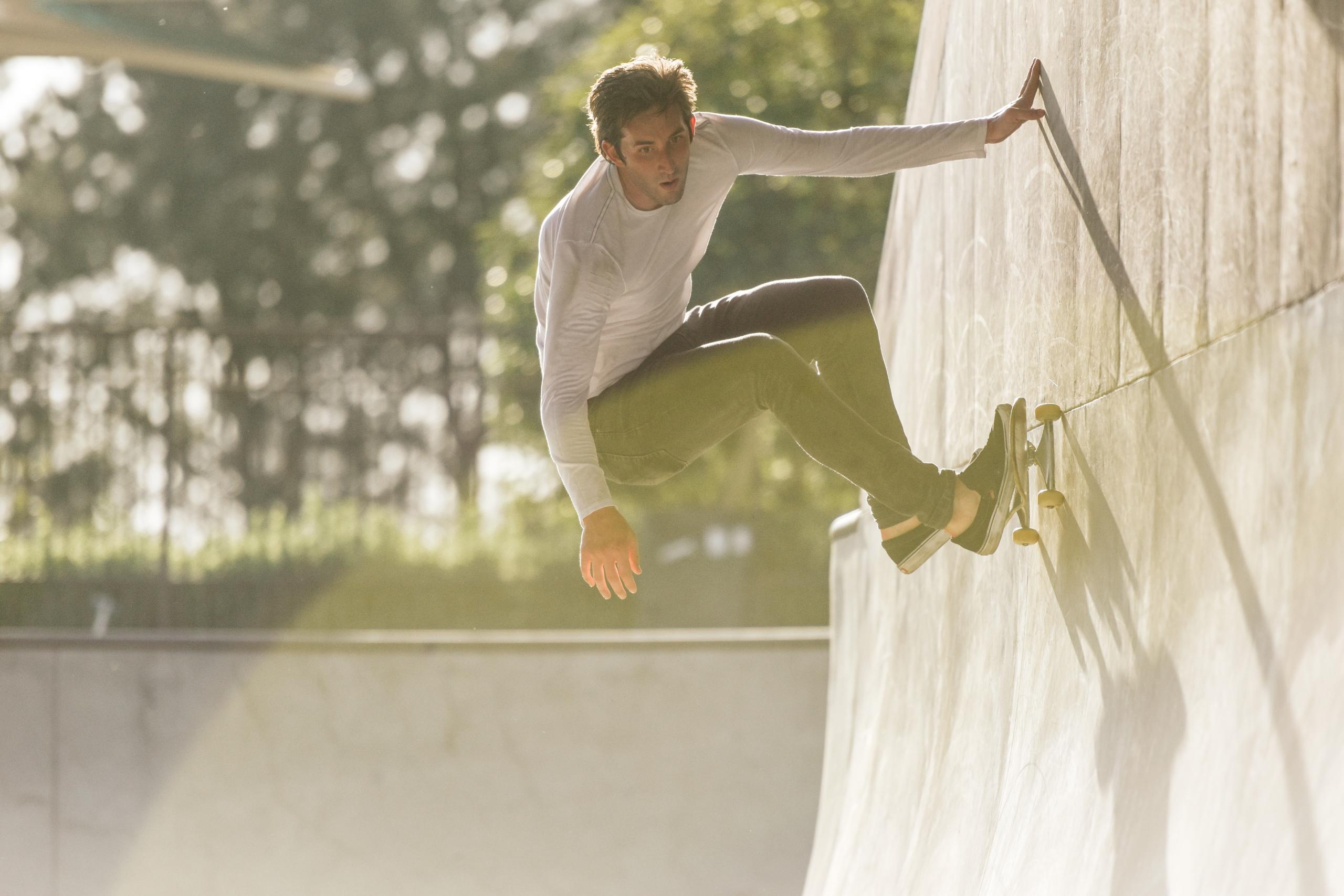 Garrett Hill park - skate - ben-staley | ello