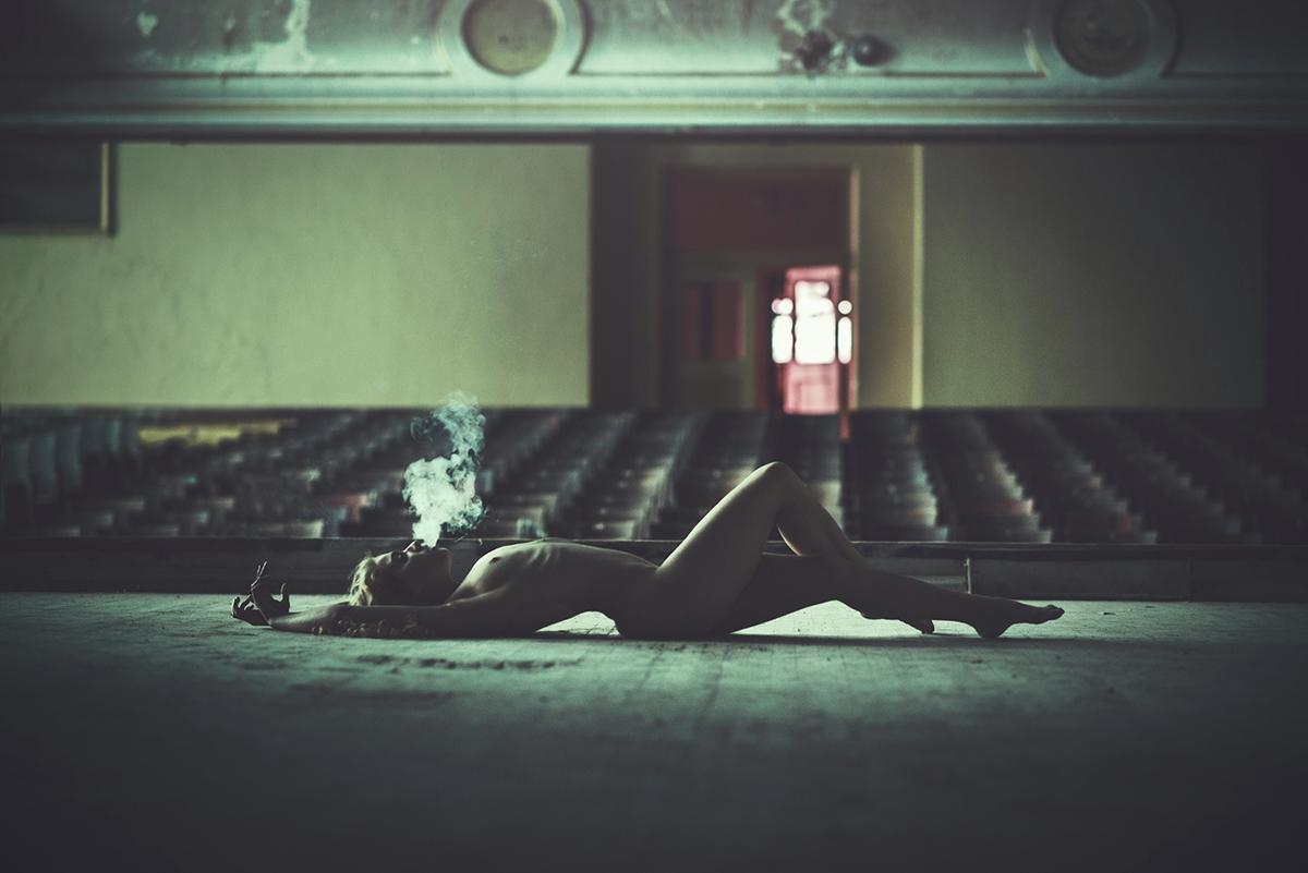 Photographer:David Savoie Mode - darkbeautymag | ello