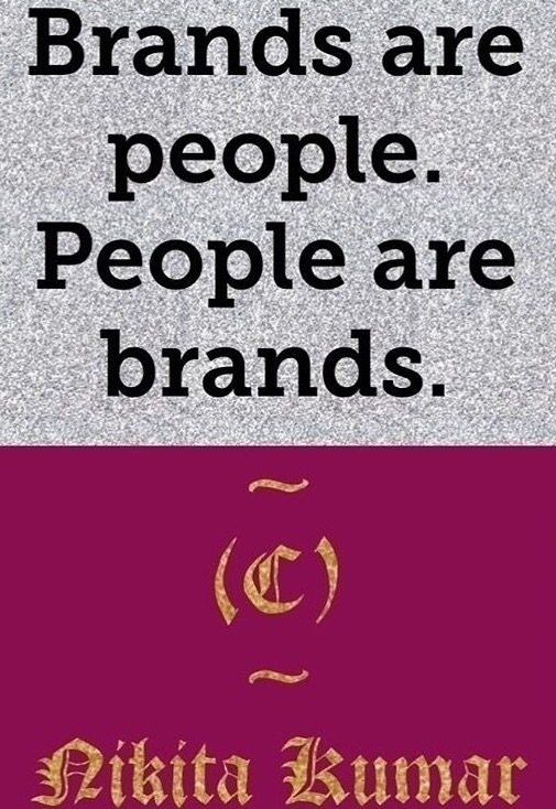Brands people. People brands - marketing - nainokikataar | ello