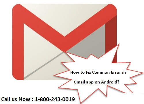 Fix Common Error Gmail app Andr - jhonsmith | ello