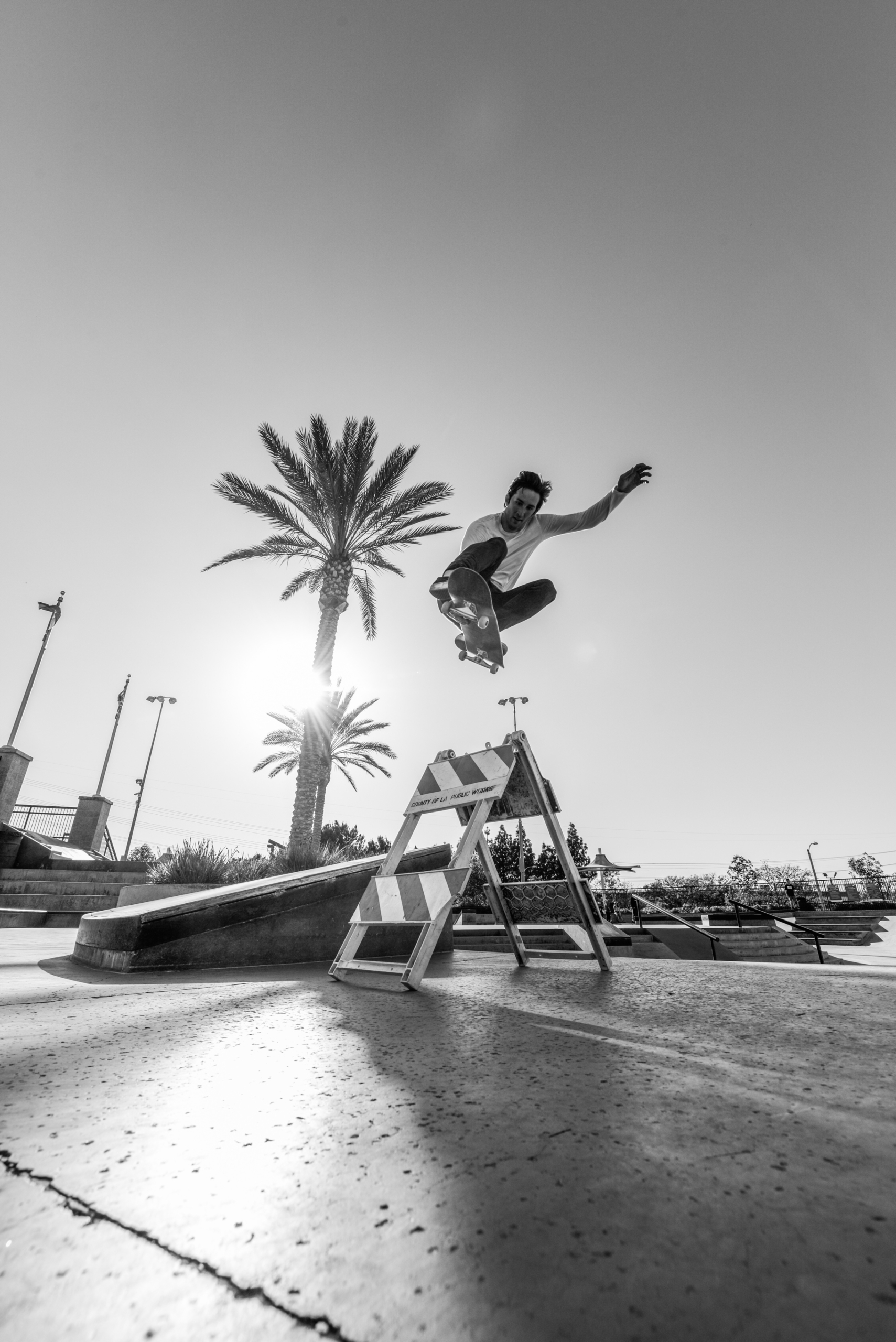 Skate Park / Garrett - blackandwhite - ben-staley | ello