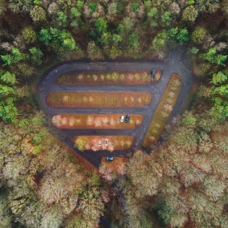 Superman leave mark - drone, landscape - charlespacque | ello