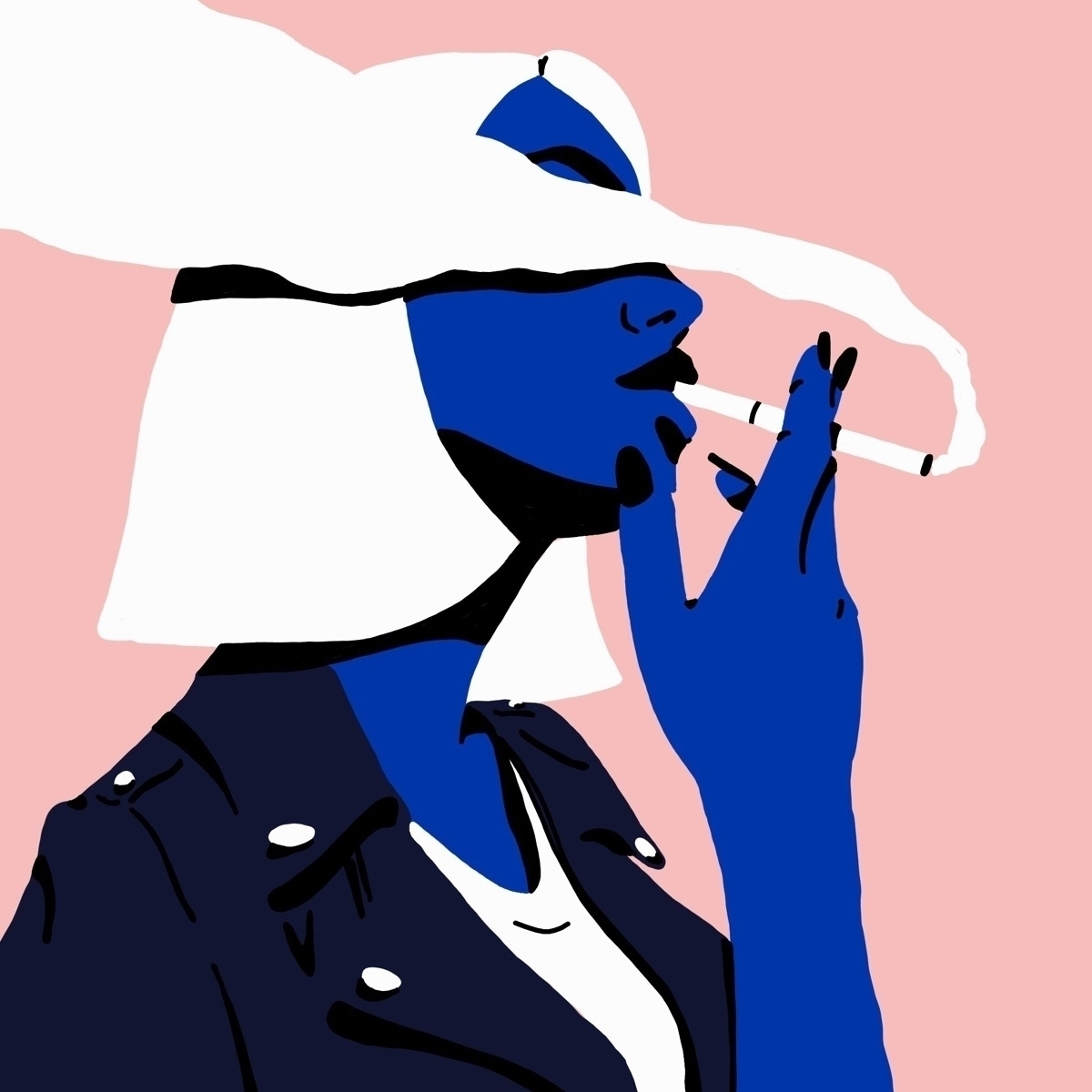 lunch break rebel - jordinblair | ello