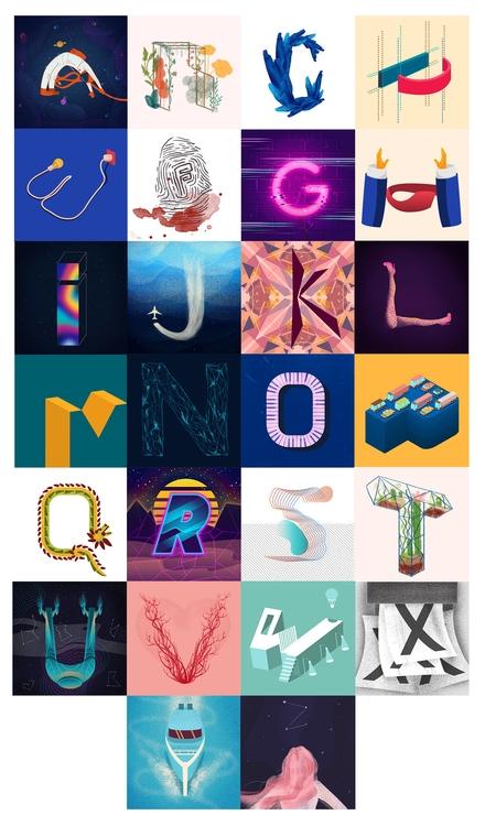 Check letters created Full Proj - mariacucu   ello