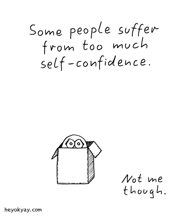 | - confidence, selflove, heyokyay - heyokyay | ello