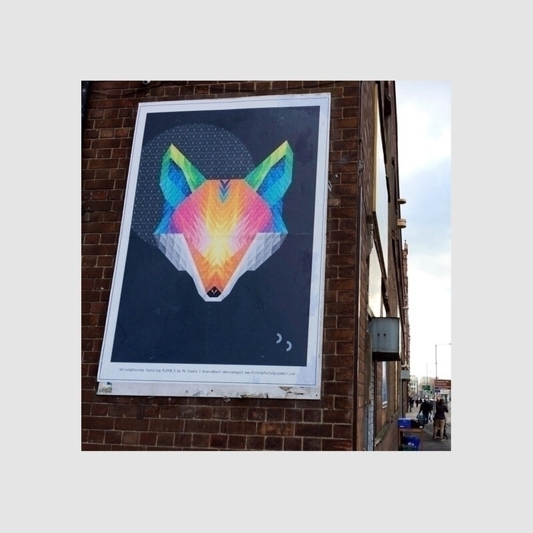 lucky Fox part – protagonist, c - ljbstudio   ello