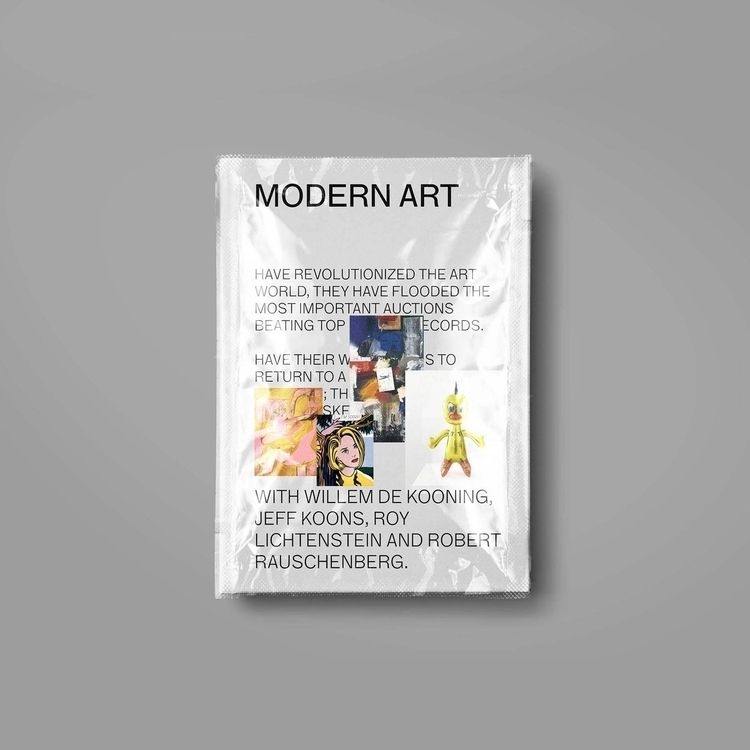 book modern art masters closed  - thisispaper | ello