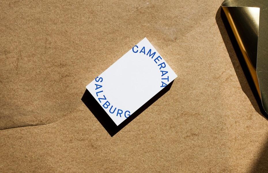 Brand identity orchestra Camera - northeast | ello