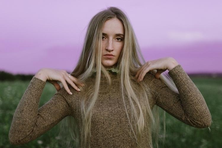 Purple skies 35 mm - ellophotography - marissalindley | ello