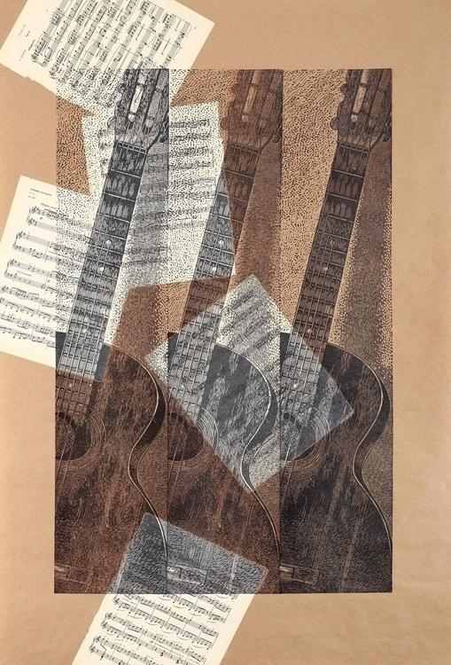 Olesya Dzhurayeva, Guitar, guit - n2ngallery_uae | ello