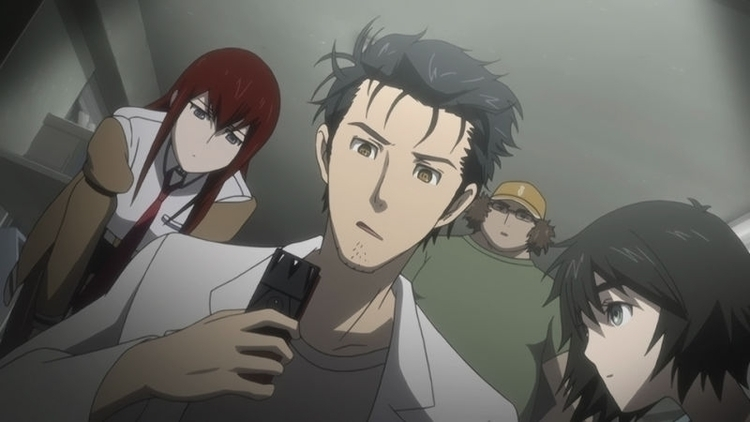 Anime Character! (Steins Gate h - rumblepress | ello