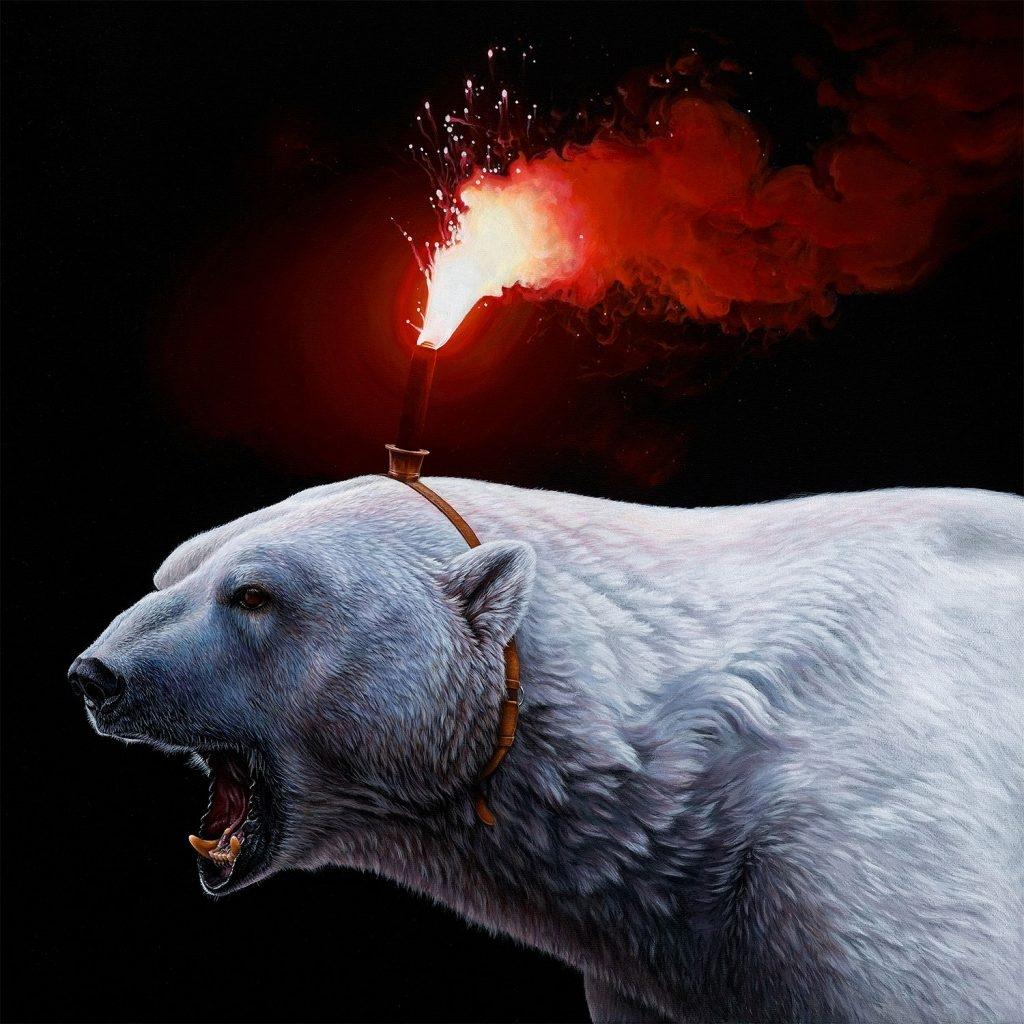 'Polar Flare' Jacub Gagnon. Par - wowxwow | ello
